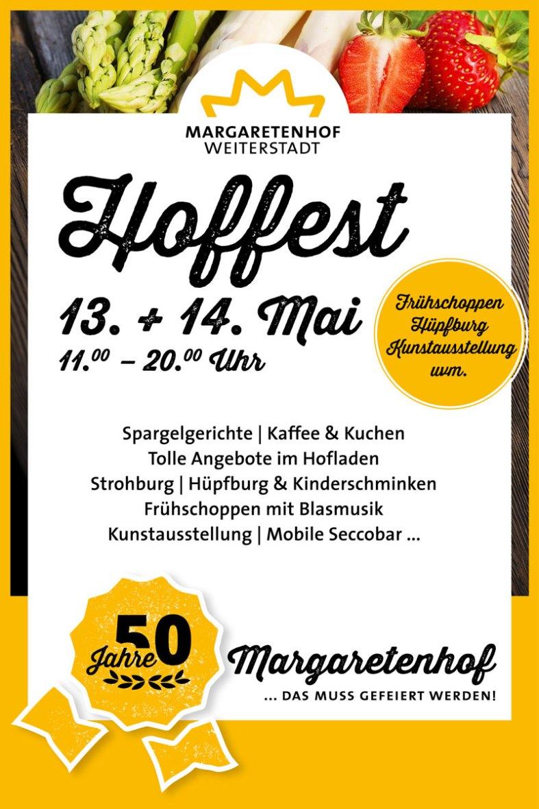 Hoffest Margaretenhof 2017