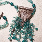 DivineMother-2015 - Silver and Beads