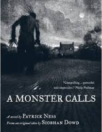 Book Cover of A Monster Calls by Patrick Ness