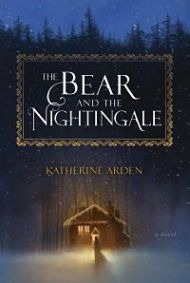 Book Cover of The Bear and the Nightingale by Katherine Arden