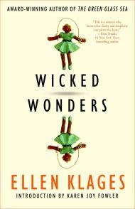Book Cover of Wicked Wonders by Ellen Klages