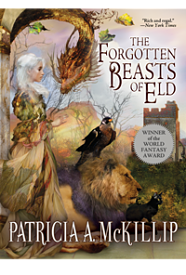 Book cover for The Forgotten Beasts of Eld by Patricia McKillip