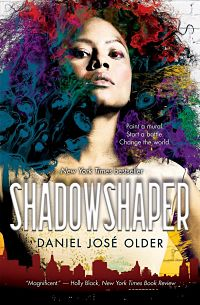 Book cover of Shadowshaper by Daniel Jose Older