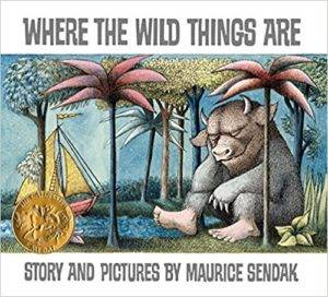 Book cover of Where the Wild Things Are