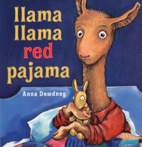 Llama Llama Red Pajama cover