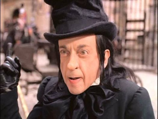 The Child Catcher from Chitty Chitty Bang Bang