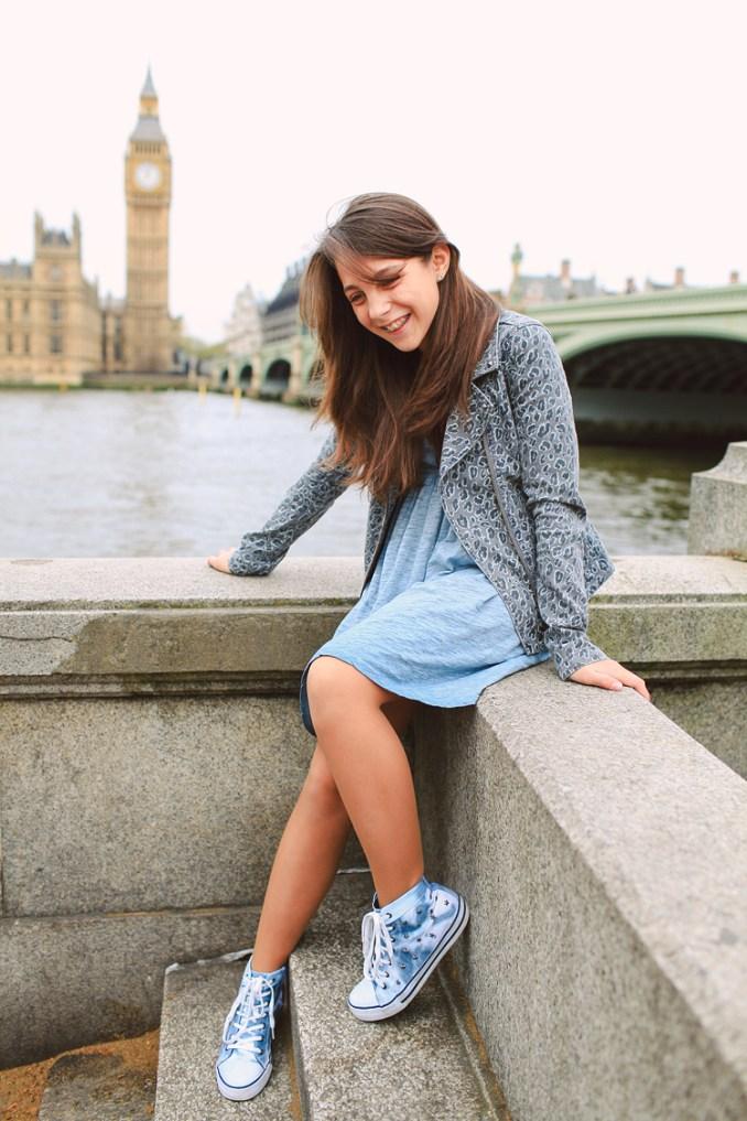 Outdoor London portrait photoshoot for Nika » Margarita