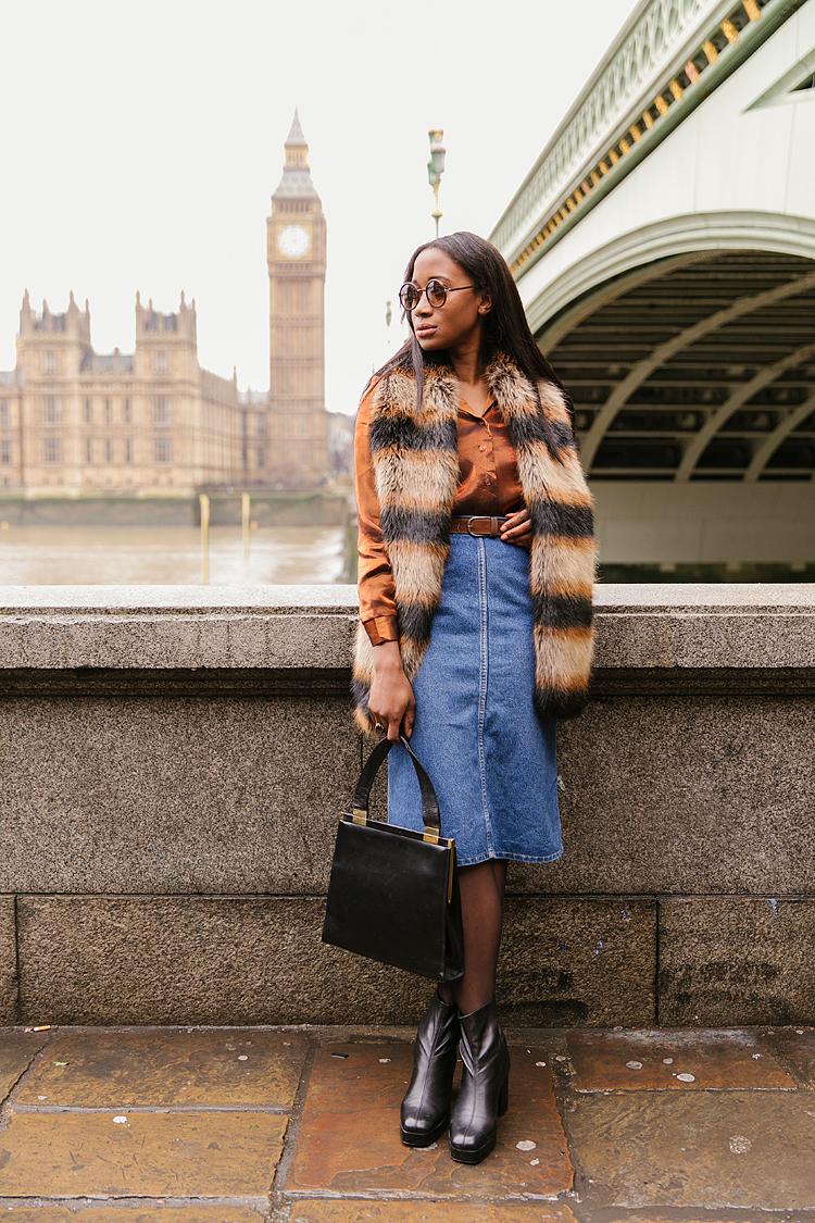 Street Style Shoot In Westminster Margarita Karenko Photography