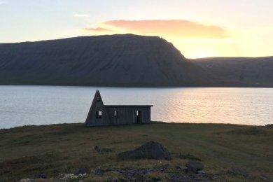 Refugio en Islandia