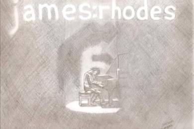 James Rhodes dibujo