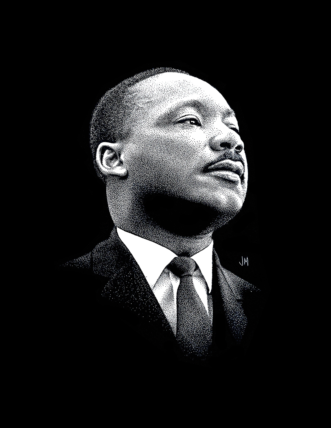 """view essays on martin luther king jr """"a letter from birmingham jail"""" by martin luther king jr was written in the margins of a letter posted by the clergymen of alabama at this time that sparked his interest and while he inhabited the jail cell for parading around without a permit this time allowed him the ability to respond ."""