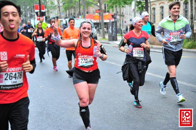 10km l equipe