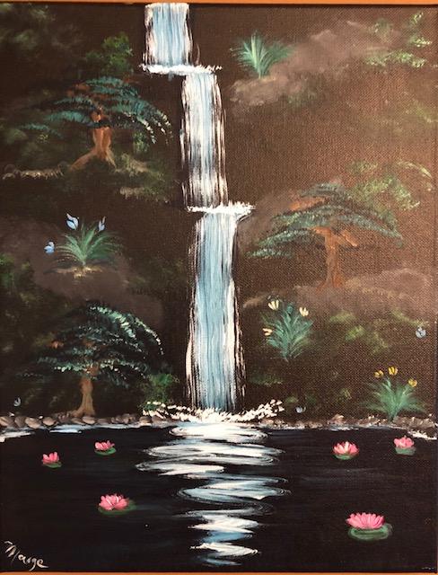 Forrest Waterfall