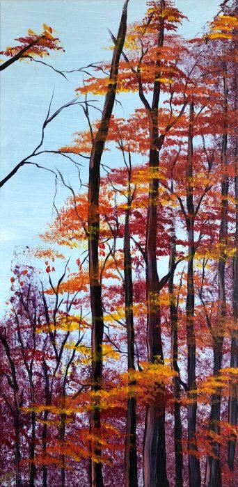 Fall Trees - Level 3
