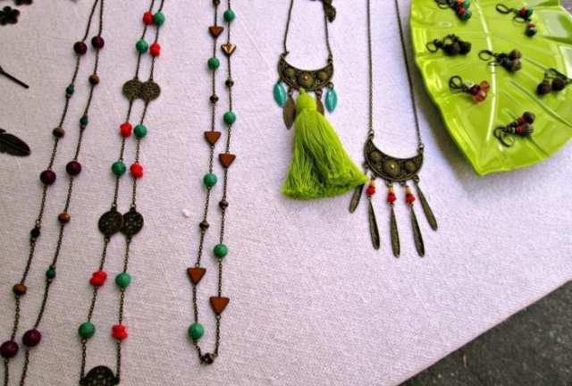 bijoux Coco Matcha fait au Québec