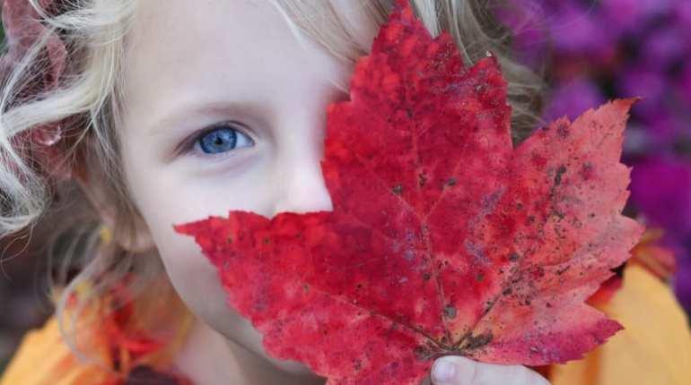 activités d'automne pour enfants