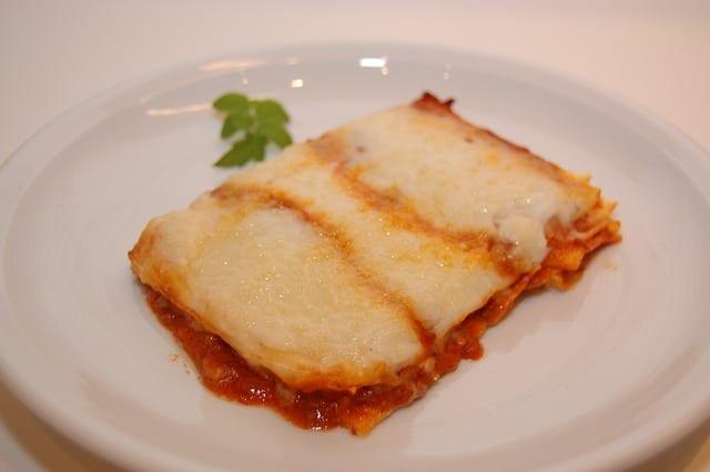 recettes à la mijoteuse lasagne