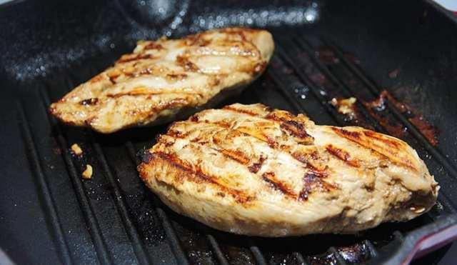 marinade de poulet au sésame