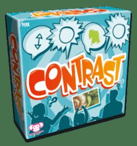 Jeux de société pour apprendre: Contrast Asmodee