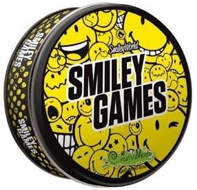 Jeux de société pour apprendre: Smiley games Asmodee