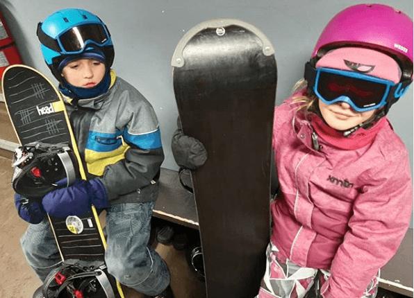ski snow petit prix