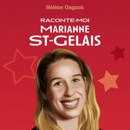 livre marianne St-Gelais