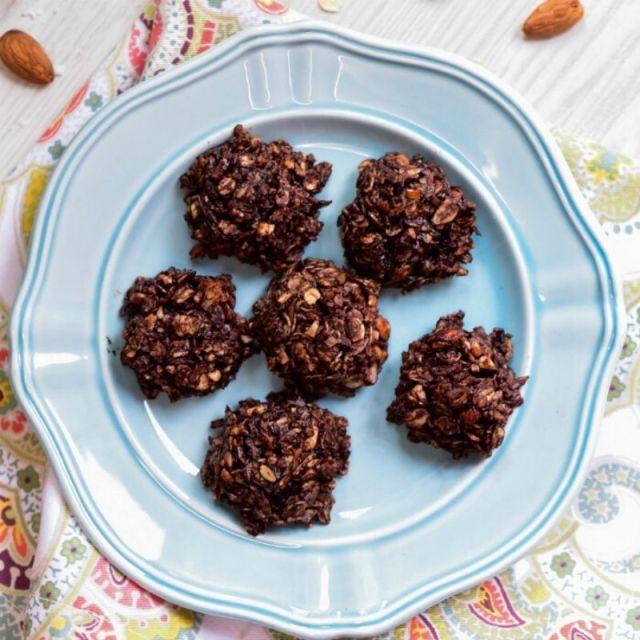 recettes chocolatées de boules d'énergie