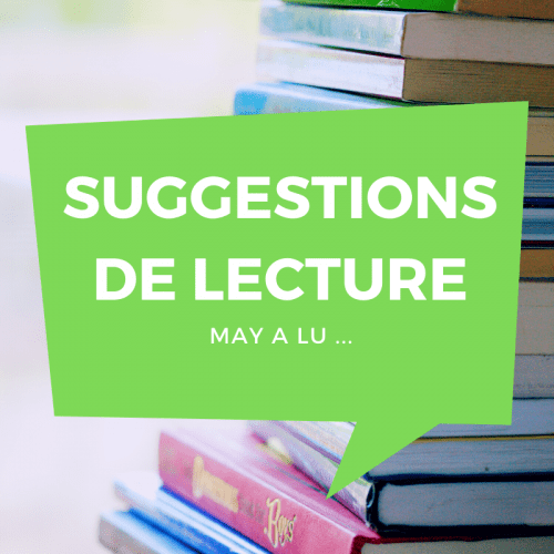 May a lu – suggestions de lecture