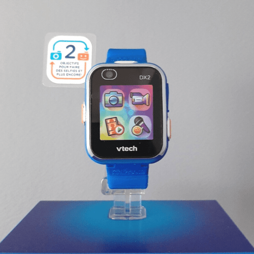 On a testé: La montre intelligente pour enfants Kidizoom DX2