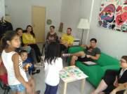 Стедентите и децата