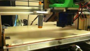 Closed-loop 3D printing with Optical Encoders – Marginally