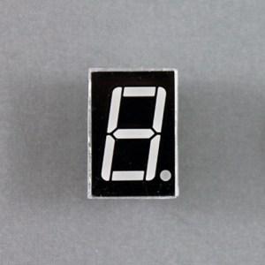 seven segment display