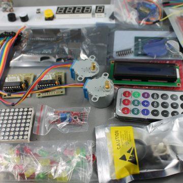 KIT-0007 Arduino Starter Kit 2015