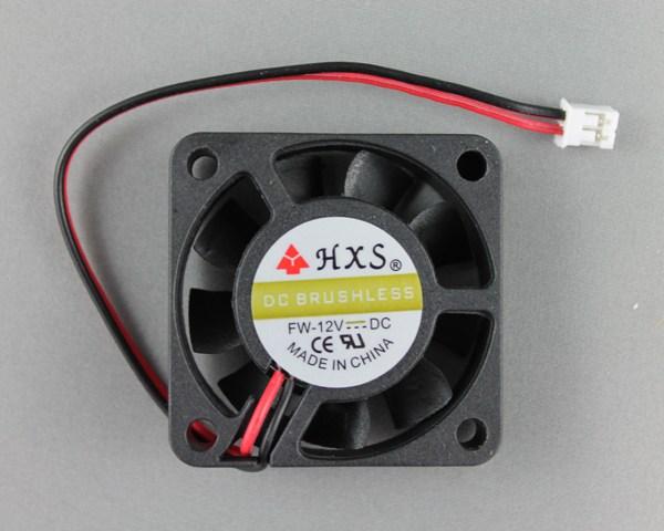 Fan, 12v, 40x40x10mm