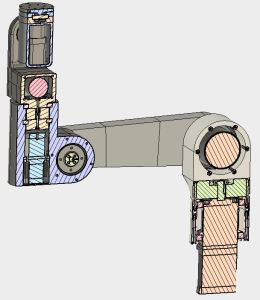 6 axis arm 2017 cross section A