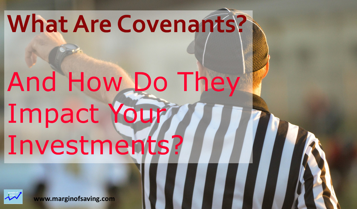 What Are Covenants? – Margin of Saving