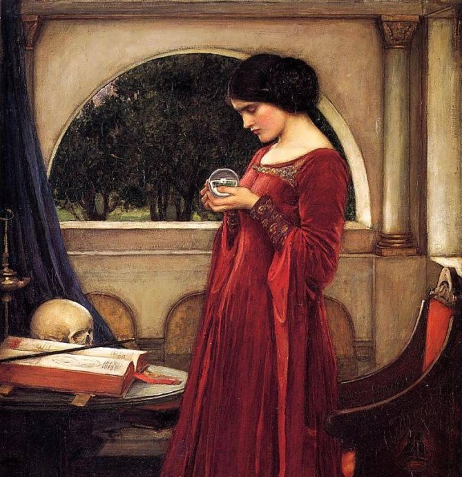 John William Waterhouse - Margit Glassel web