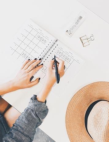 Créer son site web d'auteur avec son lecteur idéal