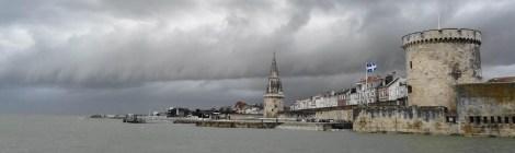 La Rochelle - Avant l'orage