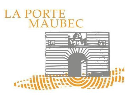 Logo porte maubec