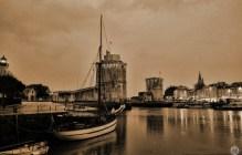 Vieux Port et Tours de La Rochelle