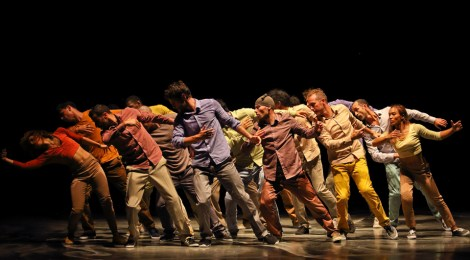 spectacle Opus 14 de Kader Attou