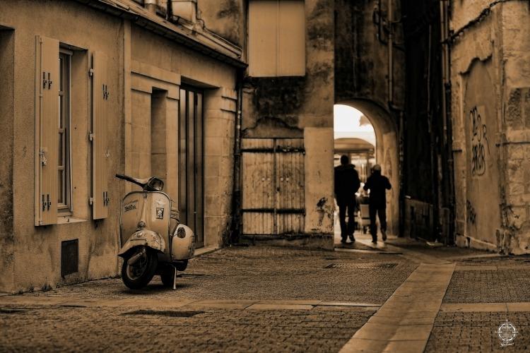 Ruelle La Rochelle