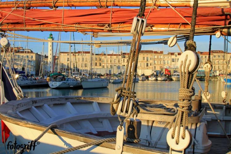 Le Vieux Port, La Rochelle