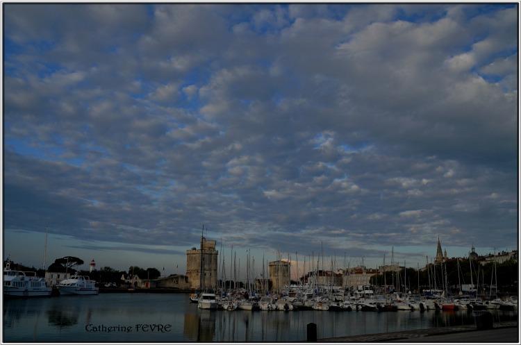 Catherine Fèvre, Vieux Port de La Rochelle