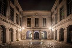 David Barbinek, cour du Tribunal de commerce La Rochelle