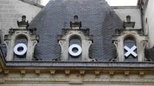 De façade, Olivier Rocheau Centre Intermondes La Rochelle
