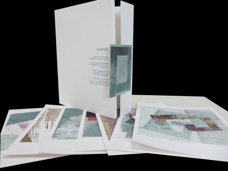 Le livre objet d'art - Francine Minvielle