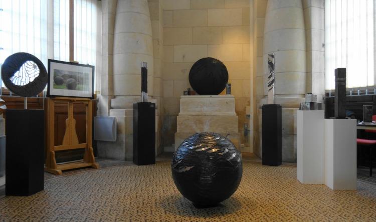 Exposition Philippe Roy Galerie Esquié La Rochelle du 5 au 11 novembre 2016