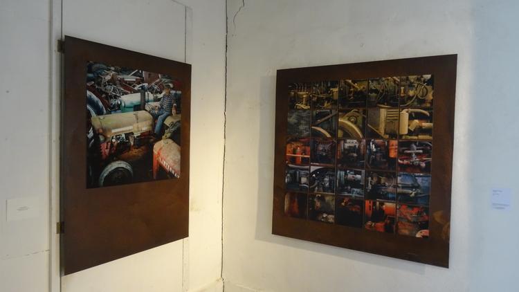 Bostjan Pucelj 11 artistes pour 100 portraits La Rochelle